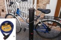 Трос замок для велосипедов ANCHI Cable Lock