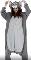 Кигуруми для взрослых пижамка Кот Том