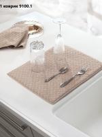 Один коврик для сушки посуды