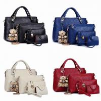 Комплект женских сумочек  4 в 1
