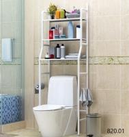 Этажерка напольная для унитаза и ванной комнаты TOILET RACK