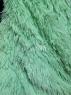Меховой плед 220×240 мята