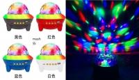 Светодиодный диско-шар USB Летающая тарелка