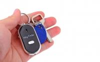 Брелок для ключей реагирующий на свист