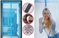Москитная сетка на дверь на магнитах ALI Новая цена
