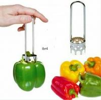 Нож для выемки сердцевины из перца