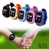 Smart Baby Watch G72 - умные детские часы с GPS