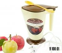 Электрический мини чайник 0,5 + ложка 09100.01