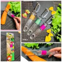 Нож овощечистка разные